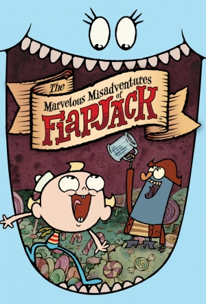 Flapjack Poster